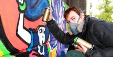 Zbavte se graffiti na svém domě, svět bude zase krásný!